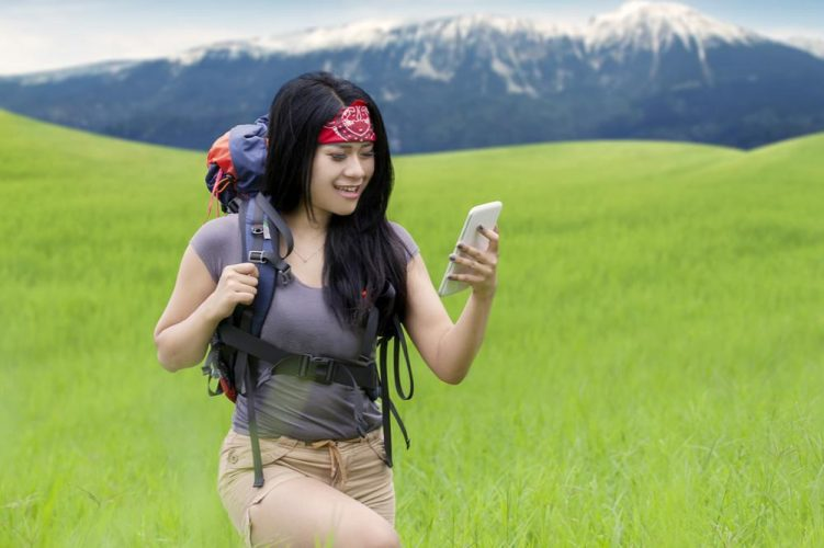 Hiking GPS for Android