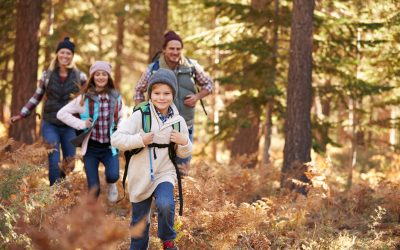 Ten Things to Consider Before You Start Hiking With Kids